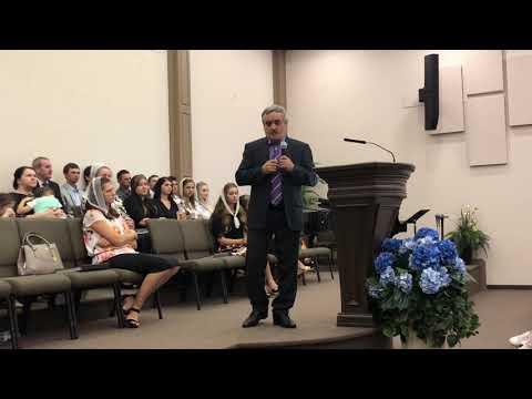 Проповедь о душепопечительстве, освобождение, родовое проклятие, молитва отречения, Виктор  Изоита