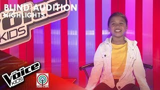 Meet Angela Ragasa from Isabela | The Voice Kids Philippines 2019