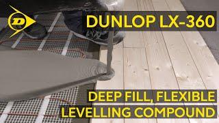 DUNLOP LX-360 Fibre Leveller
