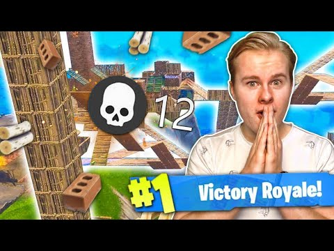 ALLEEN MAAR BUILD BATTLES!! - Fortnite Battle Royale (Nederlands)
