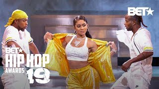 Saweetie, Petey Pablo & Lil Jon In 'My Type' & 'Freek-A-Leek' Performance! | Hip Hop Awards '19