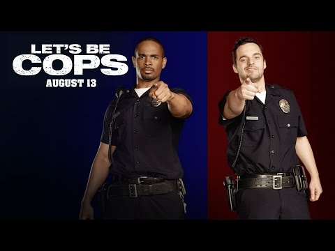 Let's Be Cops Viral Video 'Social Citations'