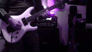 The Mighty Turtle Head cover of Joe Satriani