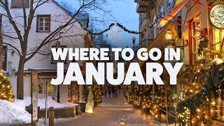 9 Places You Should Visit In January thumbnail