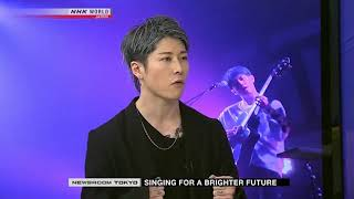 MIYAVI 20180313 By NHK world