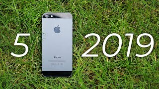 Using the iPhone 5 in 2019 - Review