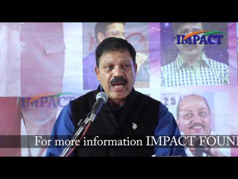 Alcohol Addiction | Raghavendraprasad |TELUGU IMPACT Ongole 2016