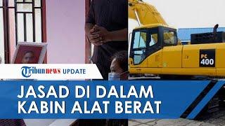 POPULER: 2 Bulan Tertimbun Longsor, Jasad Operator Alat Berat Ditemukan di Dalam Kabin Ekskavator