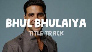 Neeraj Shridhar - Bhul Bhulaiya (Lyrics) | Tittle   - YouTube