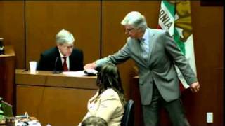 Conrad Murray Trial Day 22 Part 2 Last