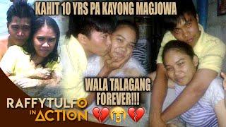 KUNG ANG IBANG LOVE STORY SA KASAL ANG HANTUNGAN PERO ITO, SA TULFO ANG ENDING!