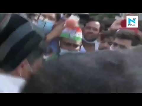 तो धारा 144 के स्थान पर है तो मैं हाथरस को अकेले जाना होगा: राहुल गांधी