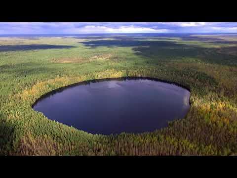 Полет над озером Оланга, Марий ЭЛ