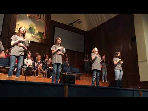 """P&P w/CBC Hands of Grace signing """"Nobody"""""""