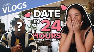 Finding Our Colleague Her 'Ideal' Date in 24 Hours | ZULA Vlogs | EP 2