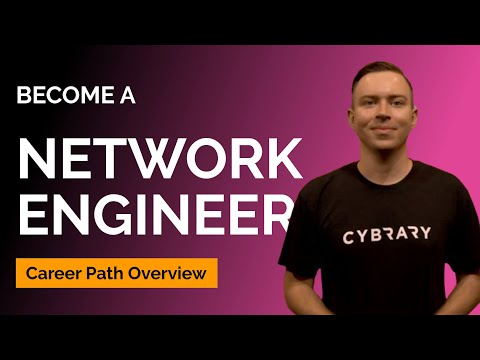Network Engineer: Getting Started   Cybrary Career Path Overview ...