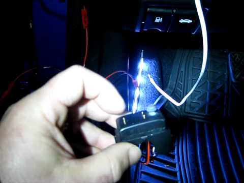 Hack New Lights Into Your Car Interior