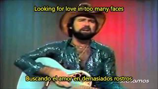 Looking for love - Johnny Lee [Subtitulado/Lyrics]