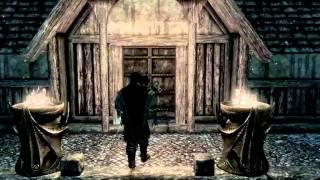 Skyrim: вышел замуж за кузнеца Балимунда Оо