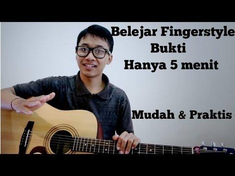 , title : 'Belajar Fingerstyle Bukti (Tutorial)'