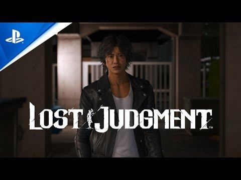 Vidéo de gameplay avec des mini-jeux de Lost Judgment