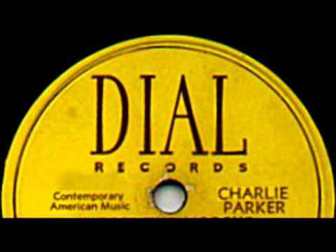 Crazeology by Charlie Parker on 1948 Dial 78.