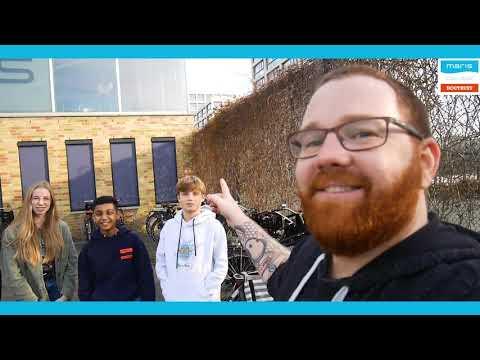 Op stap met de Vloggende docent!