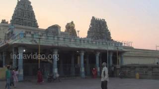 Kamakshi Amman Temple in Kanchi, Tamilnadu
