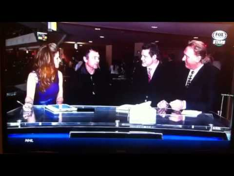 Neal Broten's 2nd Intermission Interview 3/6/14