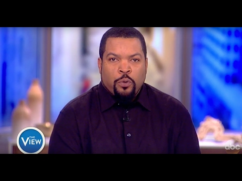 Ice Cube Talks Fighting Injustice, Family & More | The View