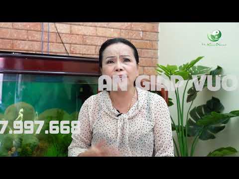 An Giáp Vương - Minh Nguyễn chia sẻ bệnh bướu cổ
