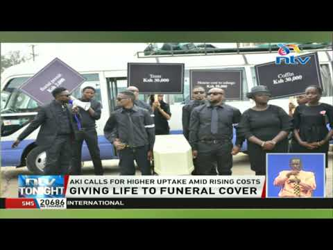 Giving life to funeral cover: AKI calls for higher uptake amid rising costs