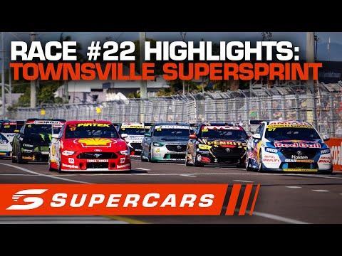 2020年 SUPERCARS Townsville #race22 決勝レースハイライト動画