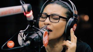 Lani Misalucha sings 'Bukas Na Lang Kita Mamahalin' LIVE on Wish 107.5 Bus