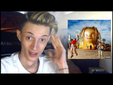 TRAVIS SCOTT COME TO ITALY PORCA M****** [ASTROWORLD REACTION] - Zano Mind