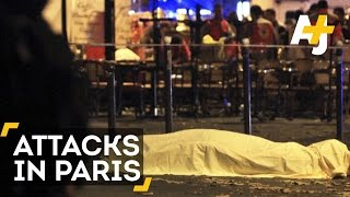 Paris Attacks: At Least 120 People Dead In Shootings and Explosions