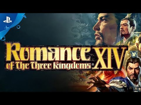 Trailer de Romance of the Three Kingdoms XIV