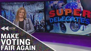 Full Frontal Rewind: Make Voting Fair Again   Full Frontal on TBS