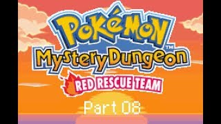 Let's Play: Pokémon Mystery Dungeon: Red Rescue Team! Part 08 (No Commentary)