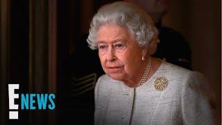 Queen Elizabeth II Leaves Buckingham Palace | E! News