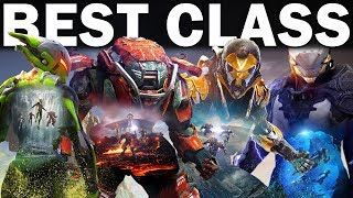 Anthem: The BEST CLASS for You! | What Javelin to Unlock & Play!