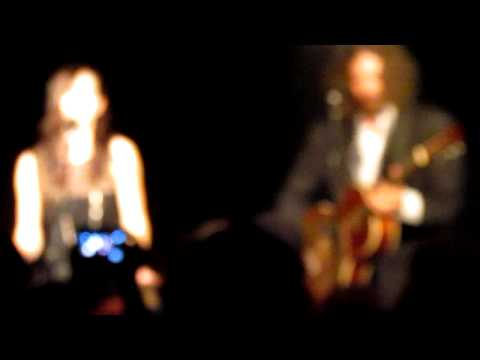 The Civil Wars - Barton Hollow - The Bottleneck - Lawrence, KS - 4/22/2011