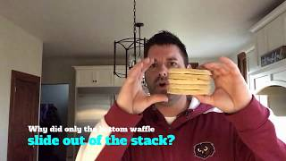 Frozen Waffles - FunScience Scavenger Hunt