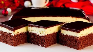 Пирожное Кока Кола – изумительный десерт, который оценят вся ваша семья! | Appetitno.TV