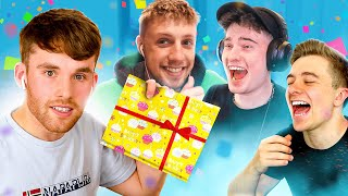 We Bought Stephen Tries 26 Presents For His 26th Birthday