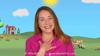 "French for Kids: À tes souhaits! ""Bless you"" in French (Whistlefritz)"
