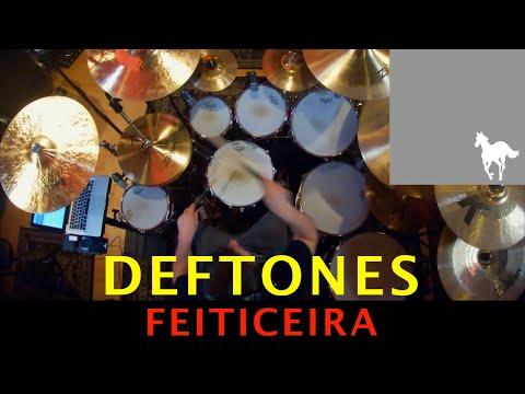 Deftones - Feiticeira (DRUM COVER)
