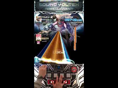SDVX IV] TWO-TORIAL (MXM, Hand Shot) S - смотреть онлайн на