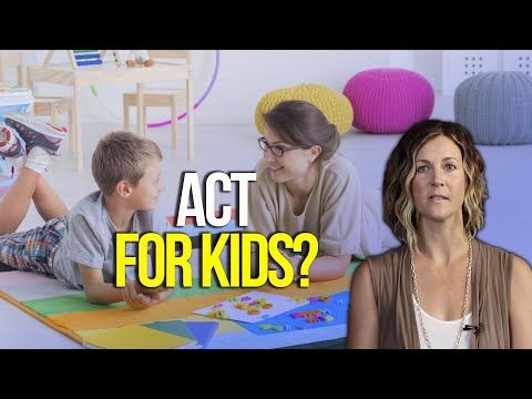 Acceptance & Commitment Therapy For KIDS   The A.I.M Curriculum ...
