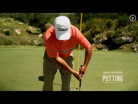 Putting: Never Let Your Left Wrist Breakdown Again